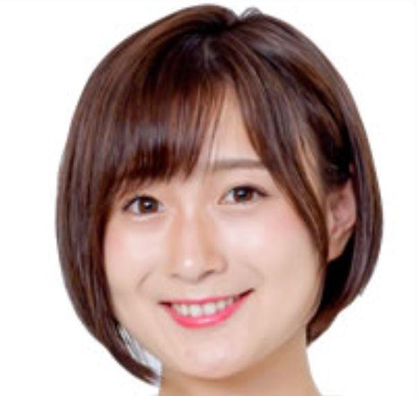 山下桃・四国中国かわいい女子アナ