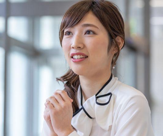 森田絹子・北海道のかわいい女子アナ