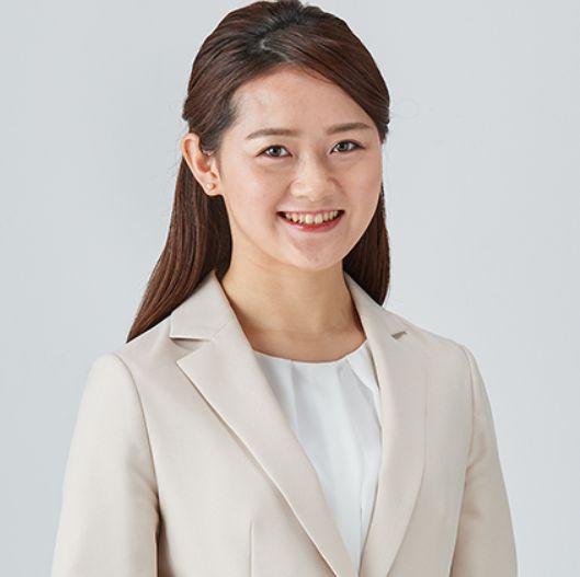 毛織華澄・九州のかわいい女子アナ