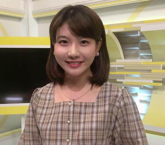 東條麻依子・四国中国のかわいい女子アナ