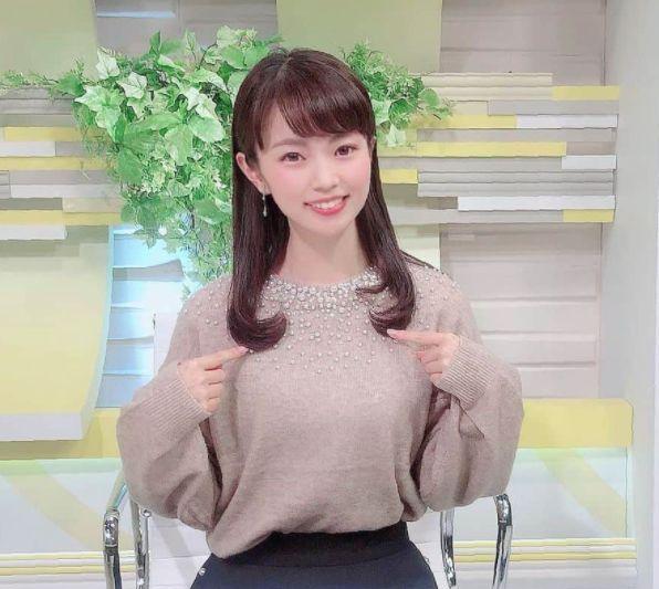 唐川 美音・四国中国のかわいい女子アナ
