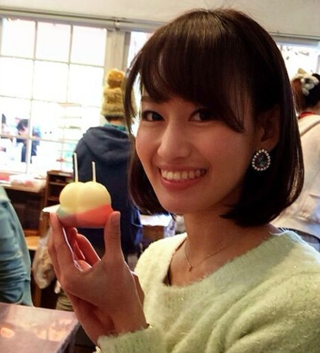 岡田愛マリー・東海・中京のかわいい女子アナ