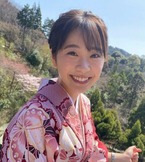 小松﨑 花菜・東海・中京のかわいい女子アナ
