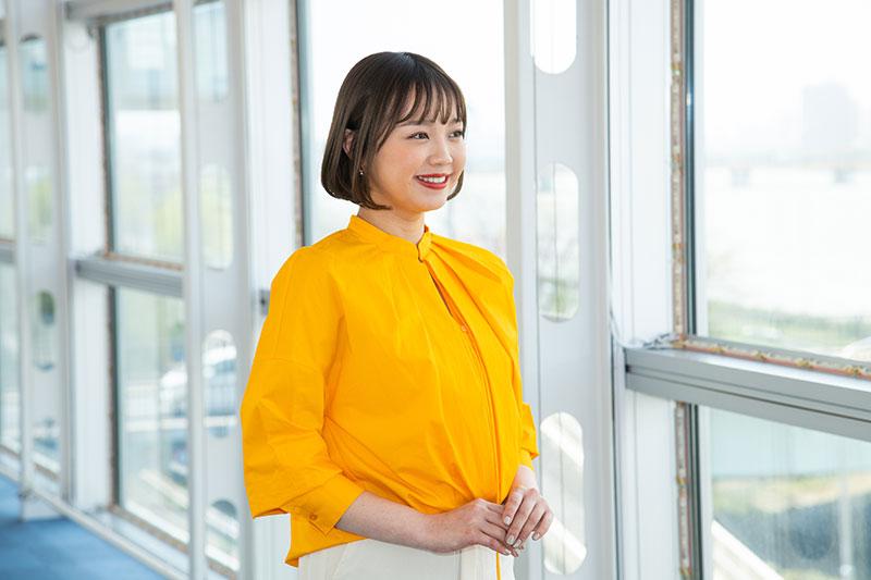 甲信越・北陸のかわいい女子アナ・長谷川 珠子