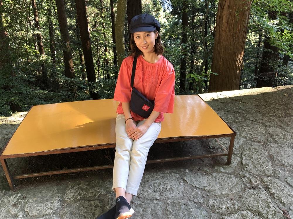 東北のかわいい女子アナ・岸波 香桜