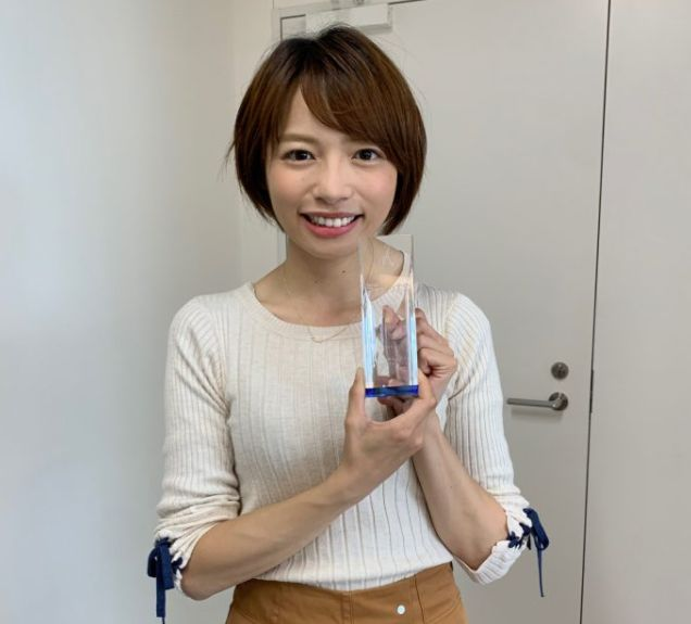 阿部 芳美・東海・中京のかわいい女子アナ