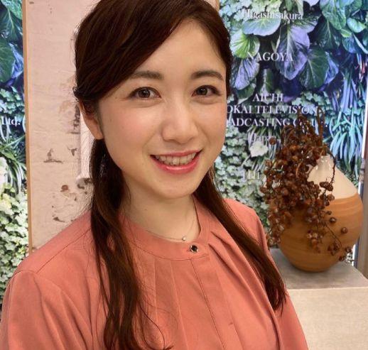 上山 真未・東海・中京のかわいい女子アナ