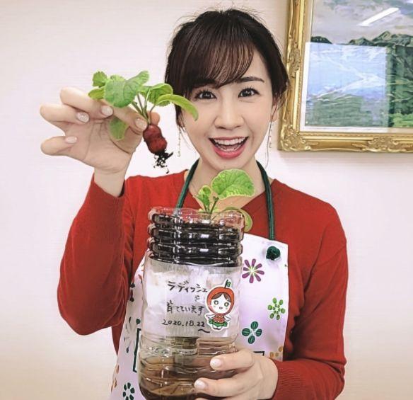 東千晴・東海・中京のかわいい女子アナ