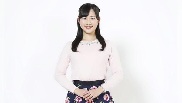 甲信越・北陸のかわいい女子アナ・松本 亜美