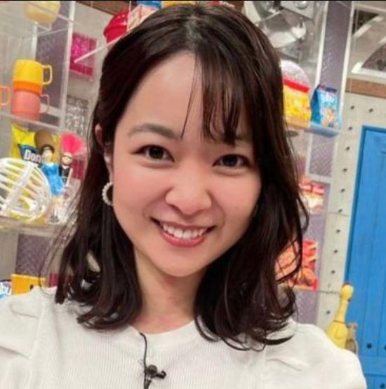 磯貝 初奈・東海・中京のかわいい女子アナ