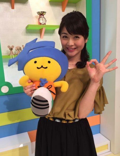 甲信越・北陸のかわいい女子アナ・高井 瑛子