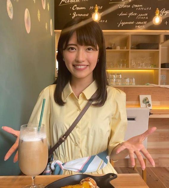 2021新人女子アナ・内田有香
